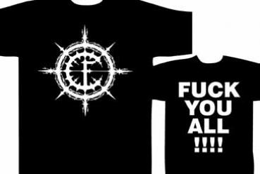 Carpathian Forest - Fuck You All !!!   Shirt