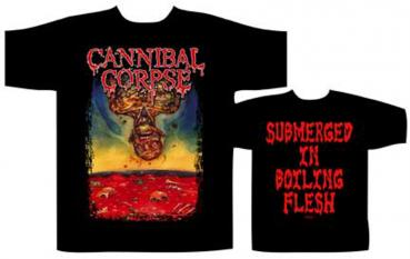 Cannibal Corpse - Boiling Flesh  Shirt