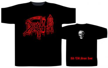 Death - Life Will Never Last  Shirt