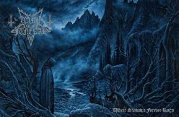 Dark Funeral - Where Shadows Forever Reign  Flagge