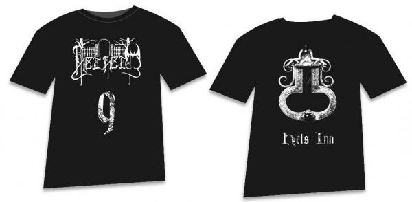 Helheim - old Logo/Hels Inn  Shirt