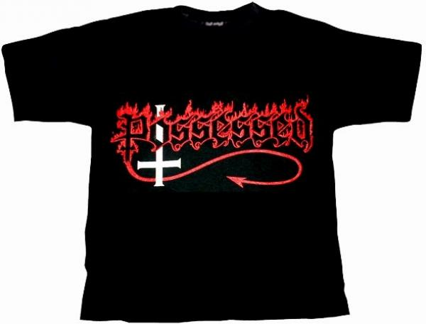 Possessed - Logo  Shirt