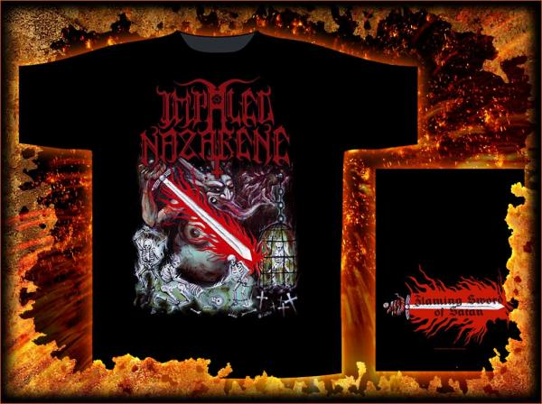 Impaled Nazarene - Vigorous And Liberation Death  Shirt   (special offer - valid this week only!)