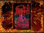 Death - Scream Bloody Gore  Flagge / Flag