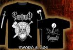 Ensiferum - Sword and Axe Shirt