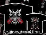 Mayhem - 25 Years Goat Of Arms  Shirt