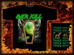 Overkill - Fuck You Shirt