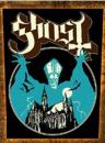 Ghost - Opus Eponymous  Backpatch