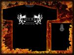 Tsjuder - Inverted Cross  Shirt