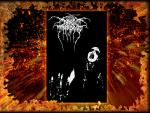 Darkthrone - Transilvanian Hunger  Flagge
